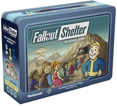 Fantasy Flight Games Fallout Shelter The Board Game, Various