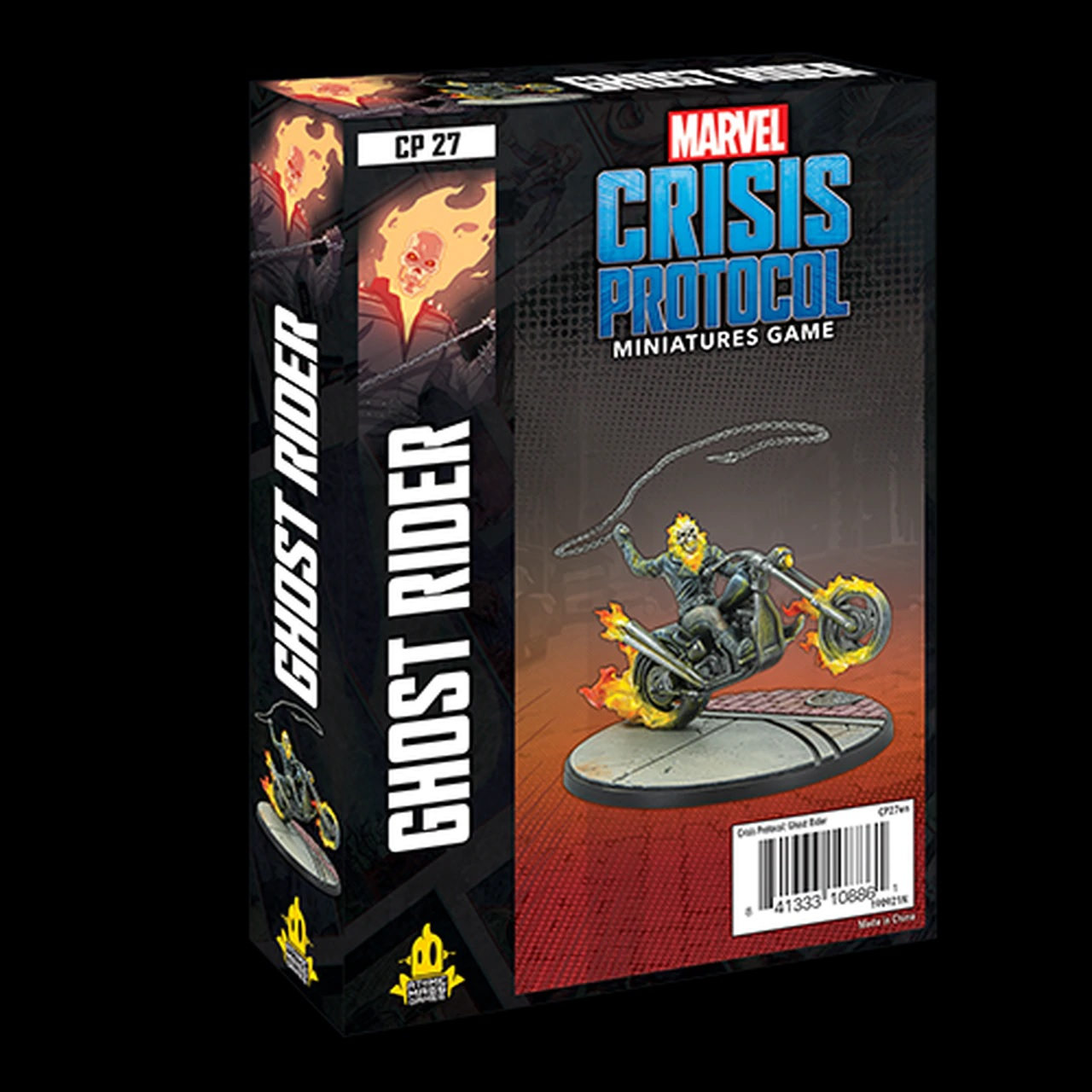Marvel: Crisis Protocol - Ghost Rider Character Pack