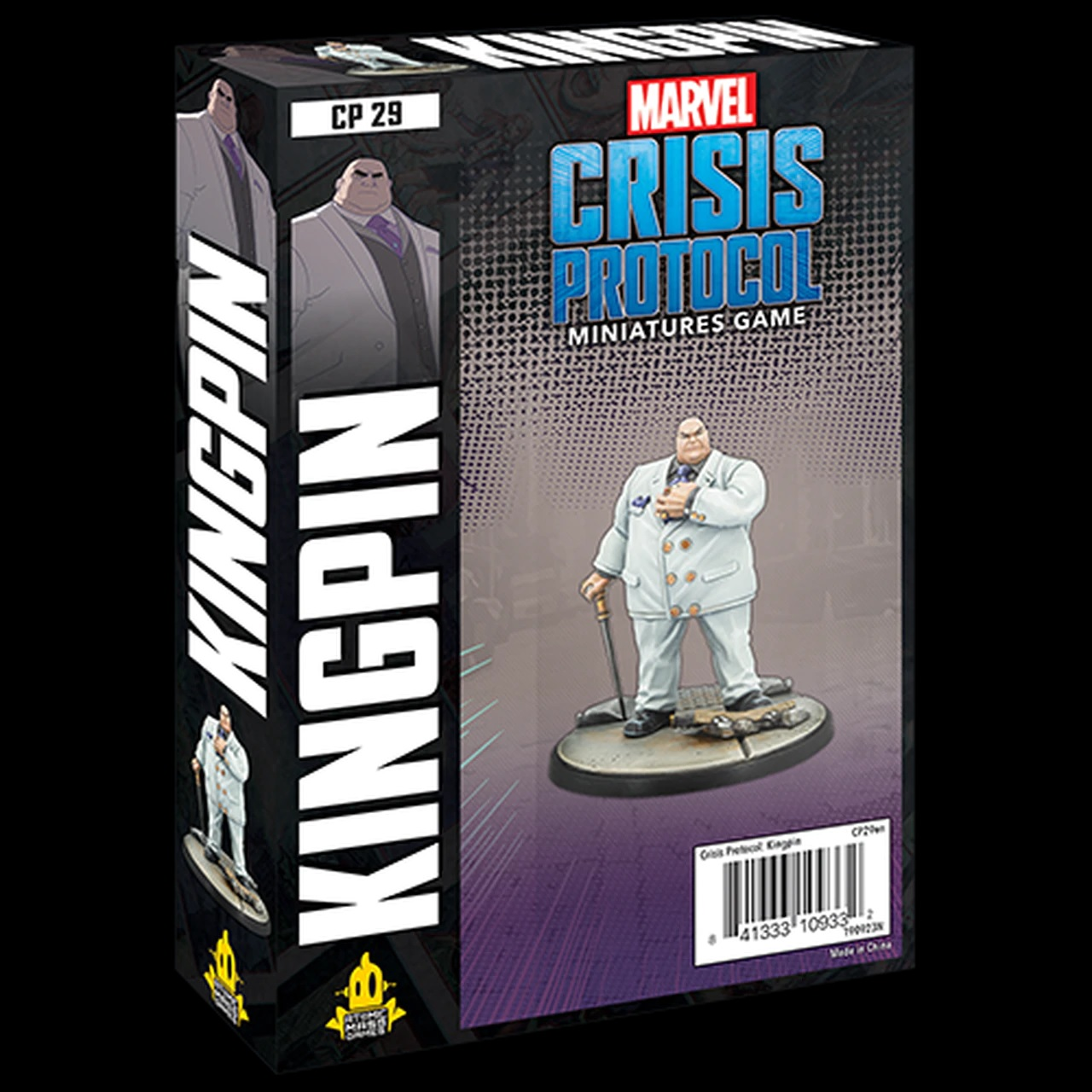 Marvel: Crisis Protocol - Kingpin Character Pack