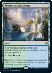 Rejuvenating Springs - Foil