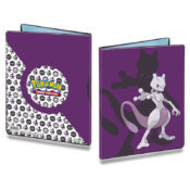 Ultra Pro - Pokemon Mewtwo 4-Pocket Portfolio