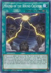 Mound of the Bound Creator - DLCS-EN027 - Common - 1st Edition