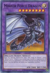Mirror Force Dragon - DLCS-EN057 - Common - 1st Edition
