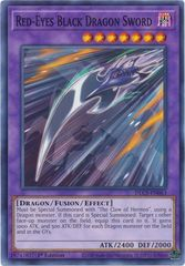 Red-Eyes Black Dragon Sword - DLCS-EN063 - Common - 1st Edition