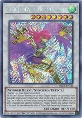 Cyber Slash Harpie Lady - DLCS-EN148 - Secret Rare - Limited Edition