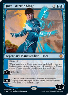 Jace, Mirror Mage - Foil