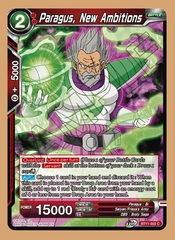 Paragus, New Ambitions - BT11-022 - C