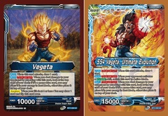 Vegeta // SS4 Vegeta, Ultimate Evolution - BT11-032 - UC