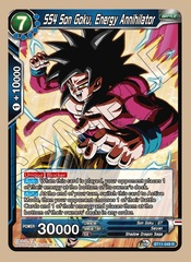 SS4 Son Goku, Energy Annihilator - BT11-049 - R - Foil