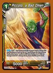Piccolo, a Bad Omen - BT11-098 - C