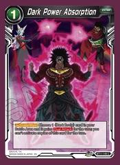 Dark Power Absorption - BT11-149 - C