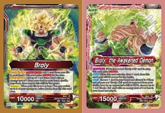 Broly // Broly, the Awakened Demon - BT11-002 - UC