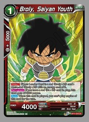Broly, Saiyan Youth - BT11-018 - UC
