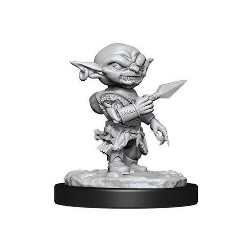 Pathfinder Deep Cuts: Goblin Rogue Male