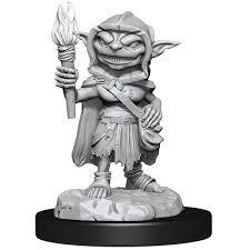 Pathfinder Deep Cuts: Goblin Rogue Female