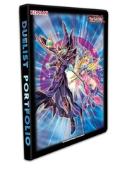 Konami - Yu-Gi-Oh!: 9-Pocket Portfolio - The Dark Magicians