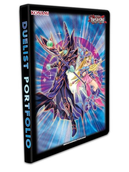 Konami - Yu-Gi-Oh!: 9-Pocket Portfolio - The Dark Magicians