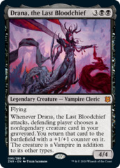 Drana, the Last Bloodchief - Zendikar Rising