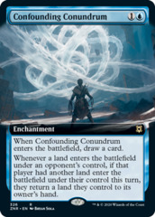 Confounding Conundrum - Foil - Extended Art