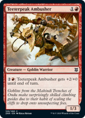 Teeterpeak Ambusher - Foil
