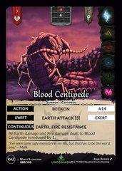 Blood Centipede