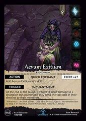Aevum Exitium