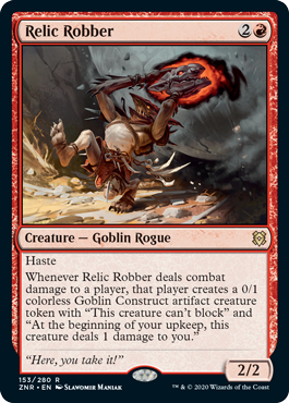 Relic Robber