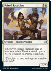 Paired Tactician - Foil