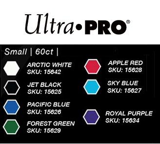 Ultra Pro - Small Deck Protectors: Eclipse Pro-Gloss Forest Green 60 ct