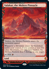 Valakut, the Molten Pinnacle - Foil