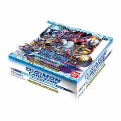 Digimon Card Game: Release Special Booster Box Version 1.0