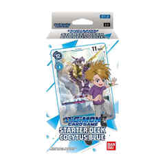 Digimon Card Game: Starter Deck - Cocytus Blue