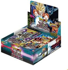Dragon Ball Super Series 12: Vicious Rejuvenation Booster Box