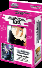 Mob Psycho 100 Trial Deck+