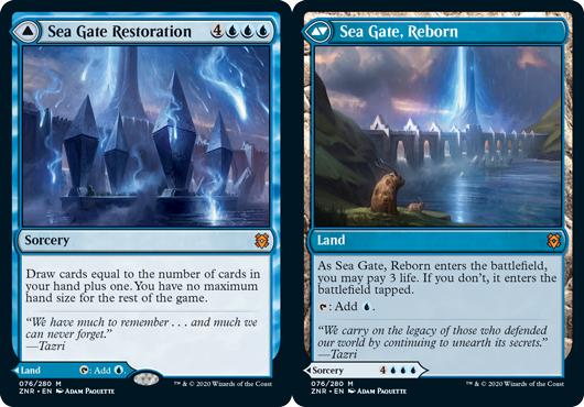 Sea Gate Restoration // Sea Gate, Reborn - Foil
