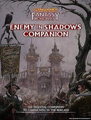 Warhammer Fantasy Rpg 4th Edition: Enemy In Shadows Companion