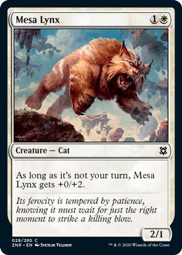 Mesa Lynx - Foil
