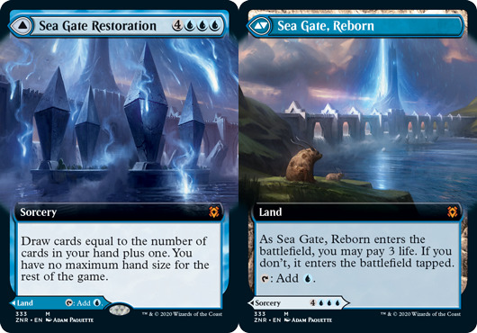 Sea Gate Restoration // Sea Gate, Reborn - Extended Art