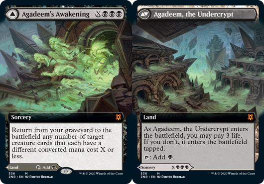 Agadeems Awakening // Agadeem, the Undercrypt - Extended Art