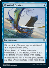 Roost of Drakes - Foil