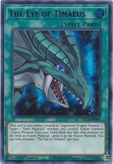 The Eye of Timaeus (Purple) - DLCS-EN007 - Ultra Rare - 1st Edition
