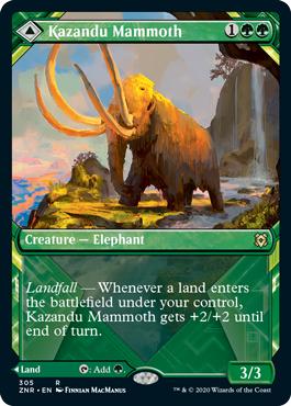 Kazandu Mammoth // Kazandu Valley - Showcase