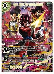 Vegito, Warrior From Another Dimension - BT11-154 - SCR