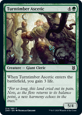 Turntimber Ascetic - Foil