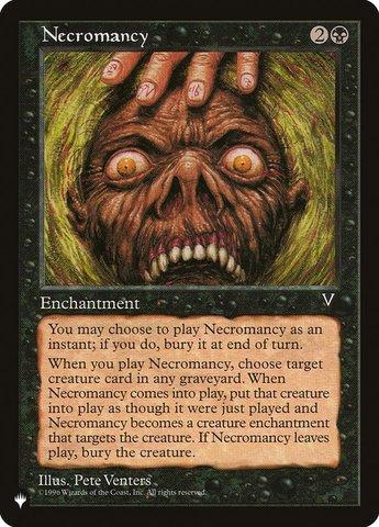 Necromancy