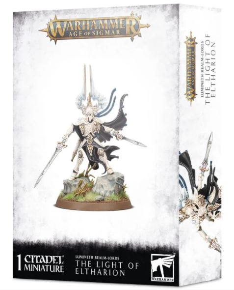 Lumineth Realm-Lords Launch Set englisch
