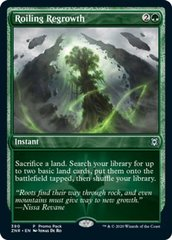 Roiling Regrowth - Dark Frame Promo