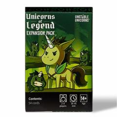Unstable Unicorns: Unicorns of Legend Expansion Pack (2018)
