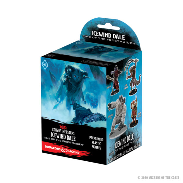 Icons of the Realms - Icewind Dale: Rime of the Frostmaiden Booster Pack