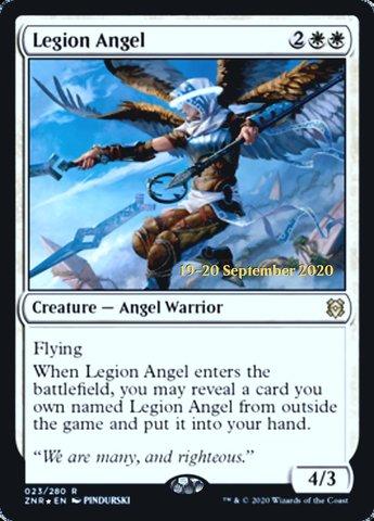 Legion Angel - Foil - Prerelease Promo